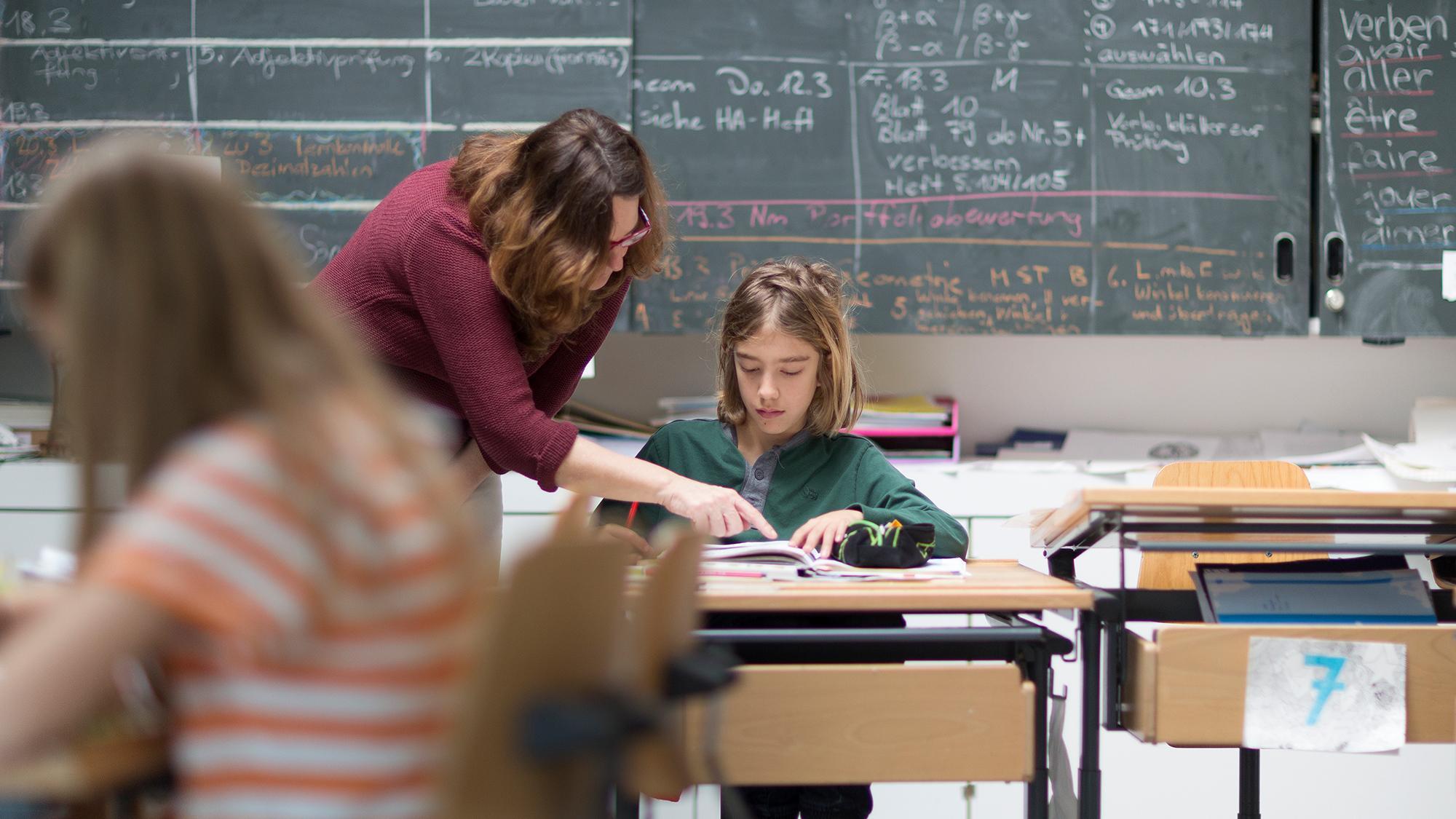 Хорошие отношения с учителями помогли снизить агрессию учеников