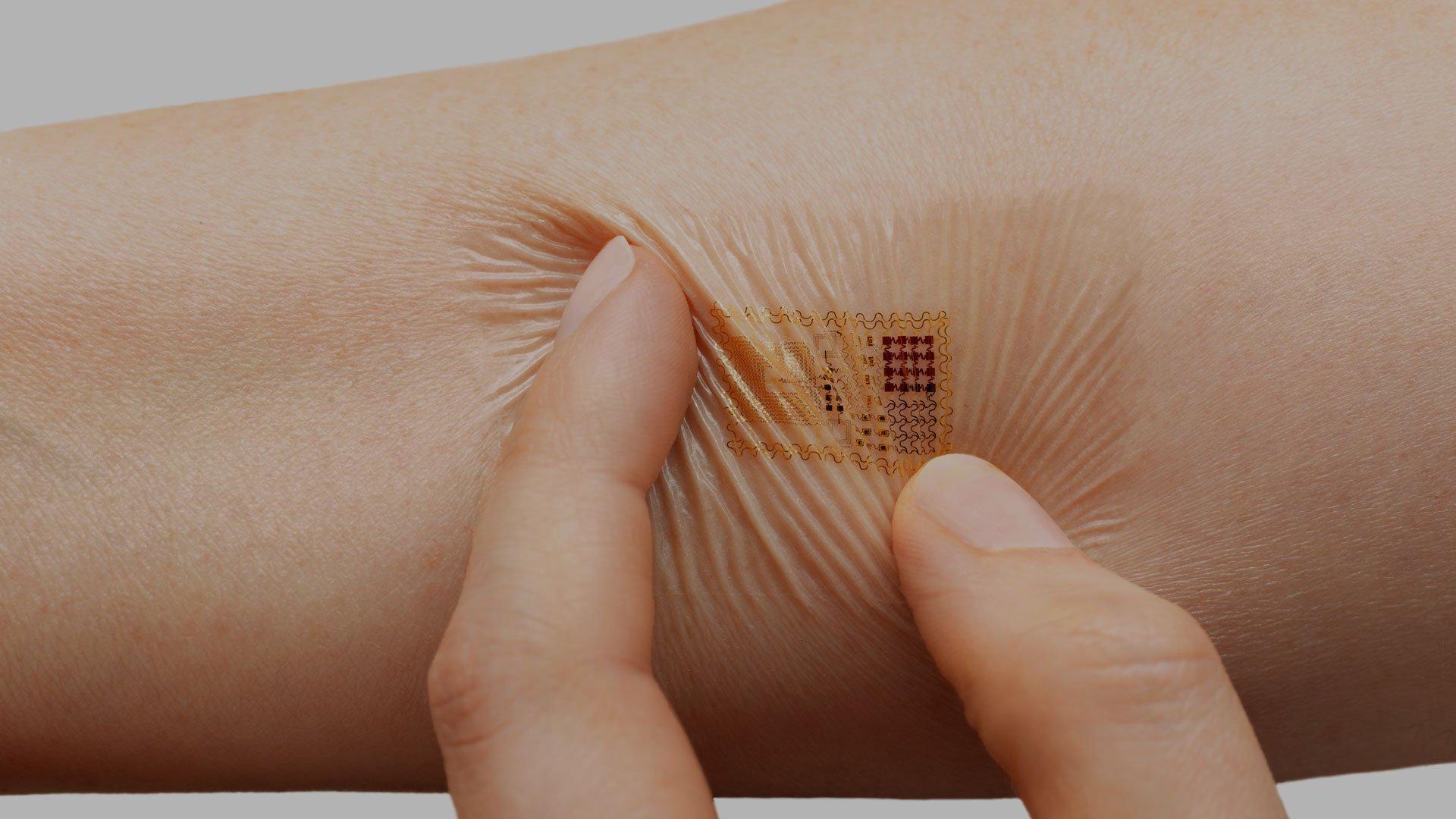 Электронные татуировки проследят за эмоциями