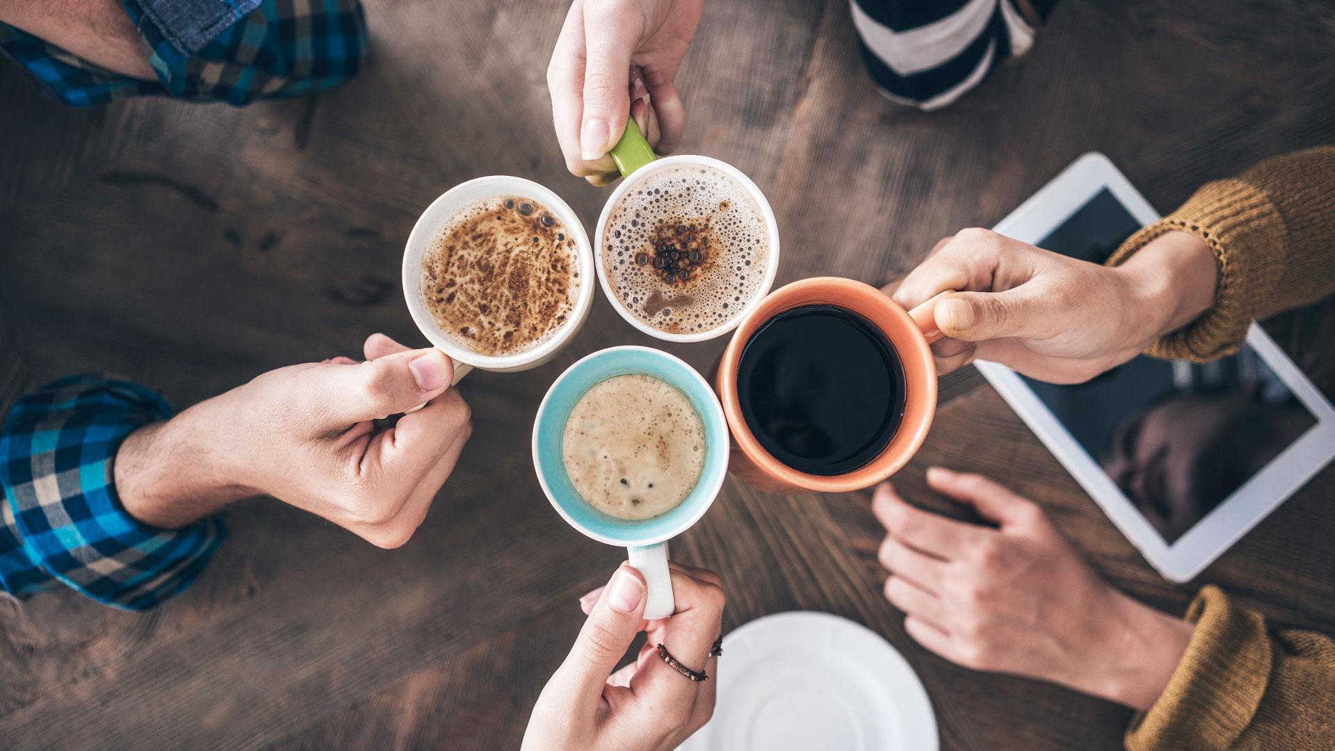 Много кофе не влияет на состояние сосудов