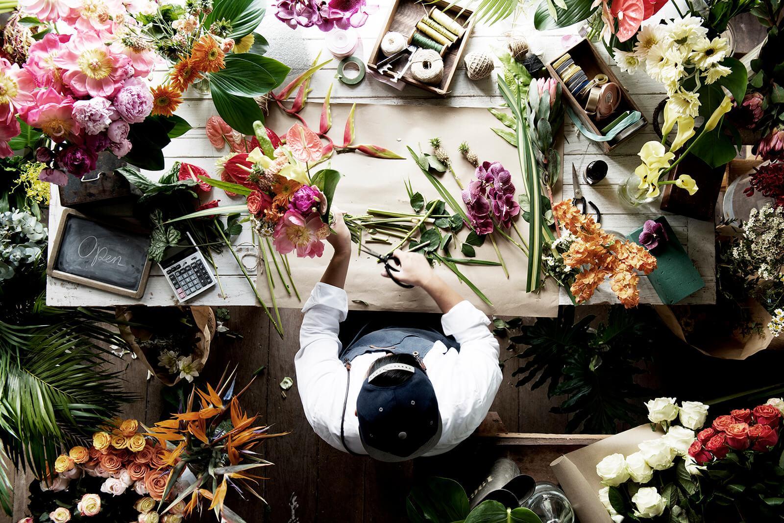 Доставка цветов: критерии выбора цветочного магазина