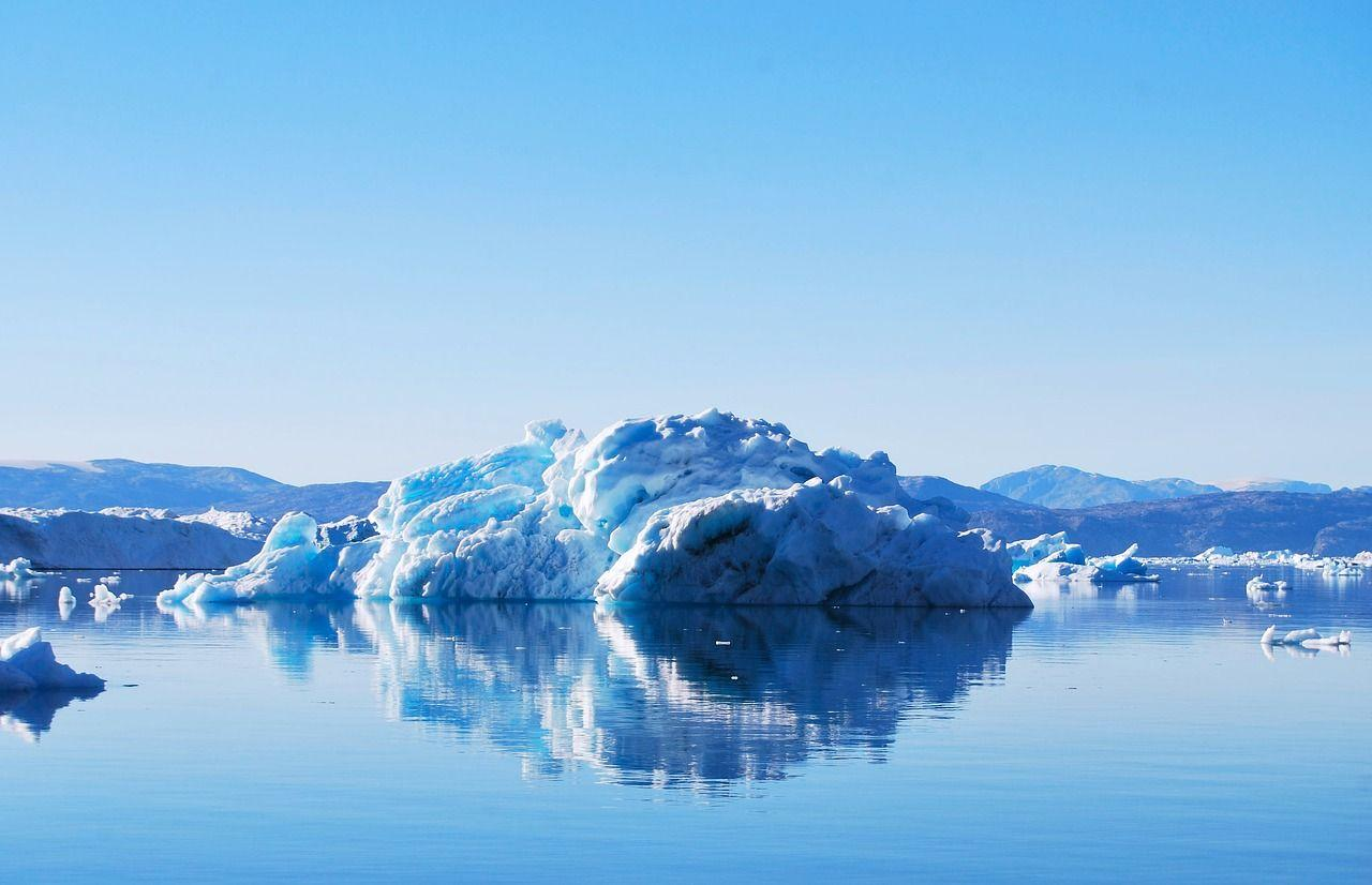 Ледники Гренландии могут полностью растаять к концу третьего тысячелетия
