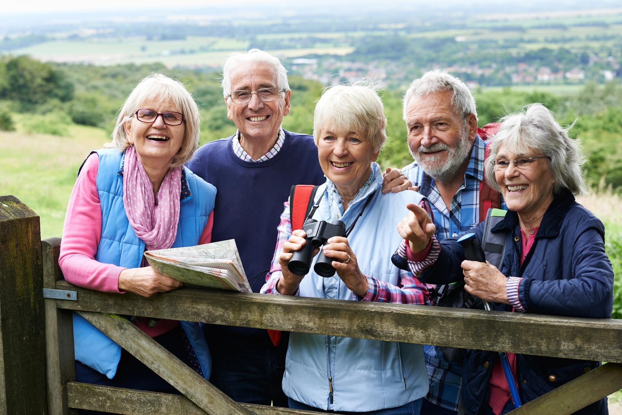 Хорошие отношения с людьми помогли задержать старение мозга