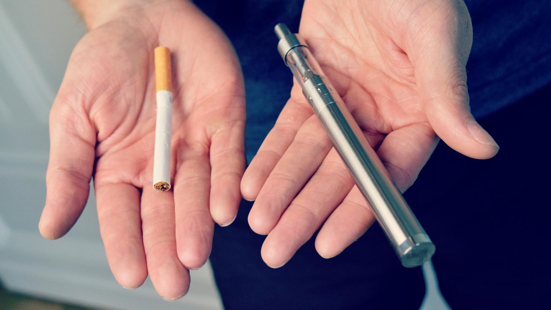 Россия снижает риски от курения