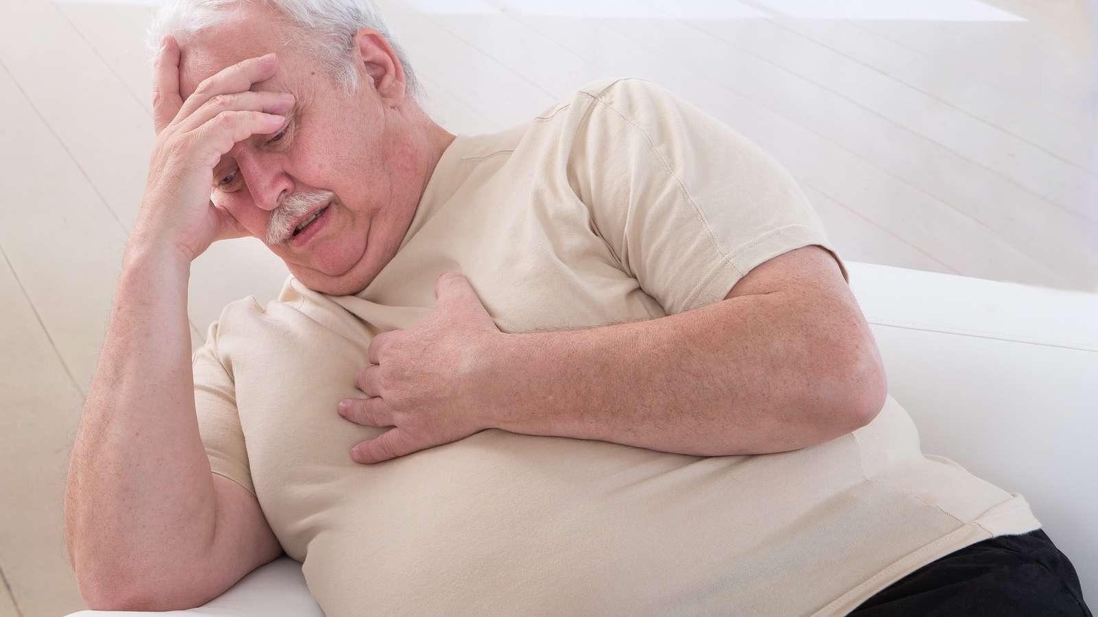 Сердечно-сосудистые болезни усиливаются от «внутреннего» жира