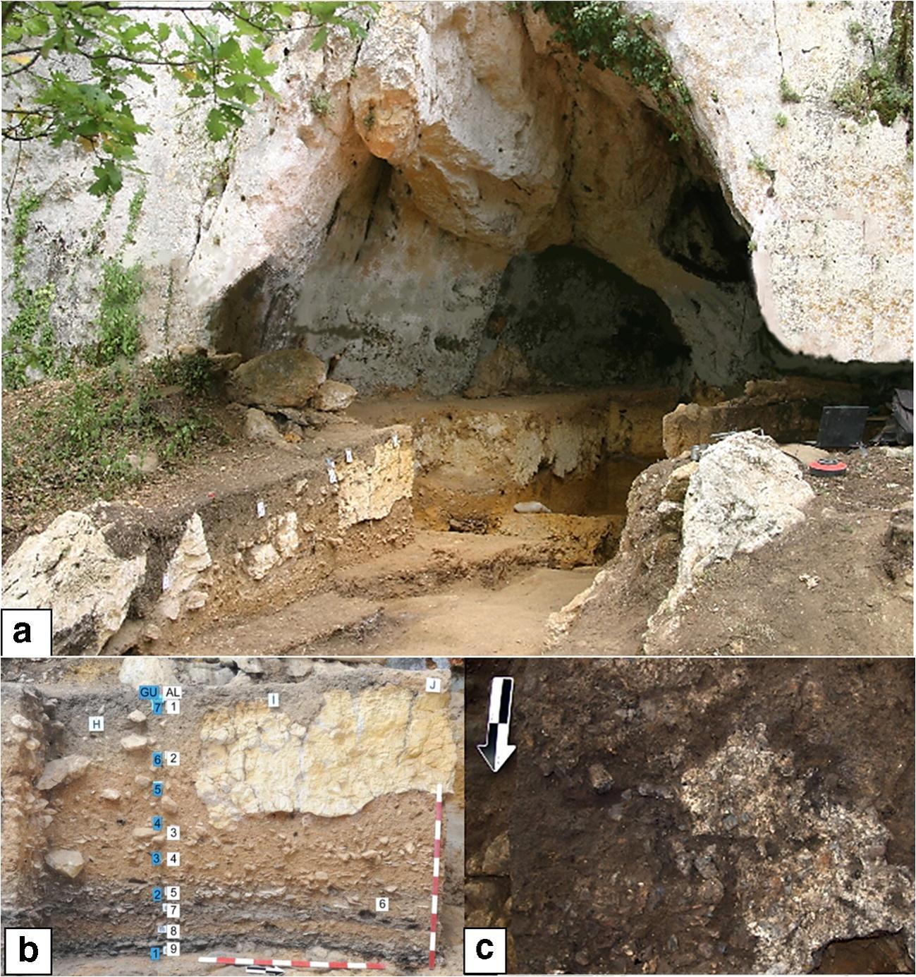 Когда похолодало, неандертальцы реже жгли
