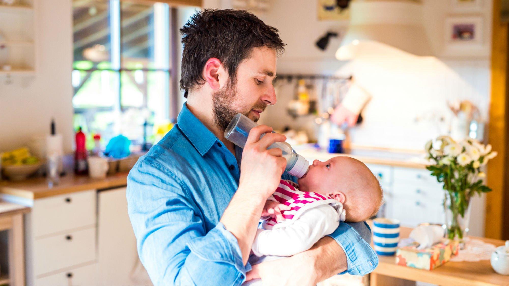Мужской мозг может работать «по-матерински»
