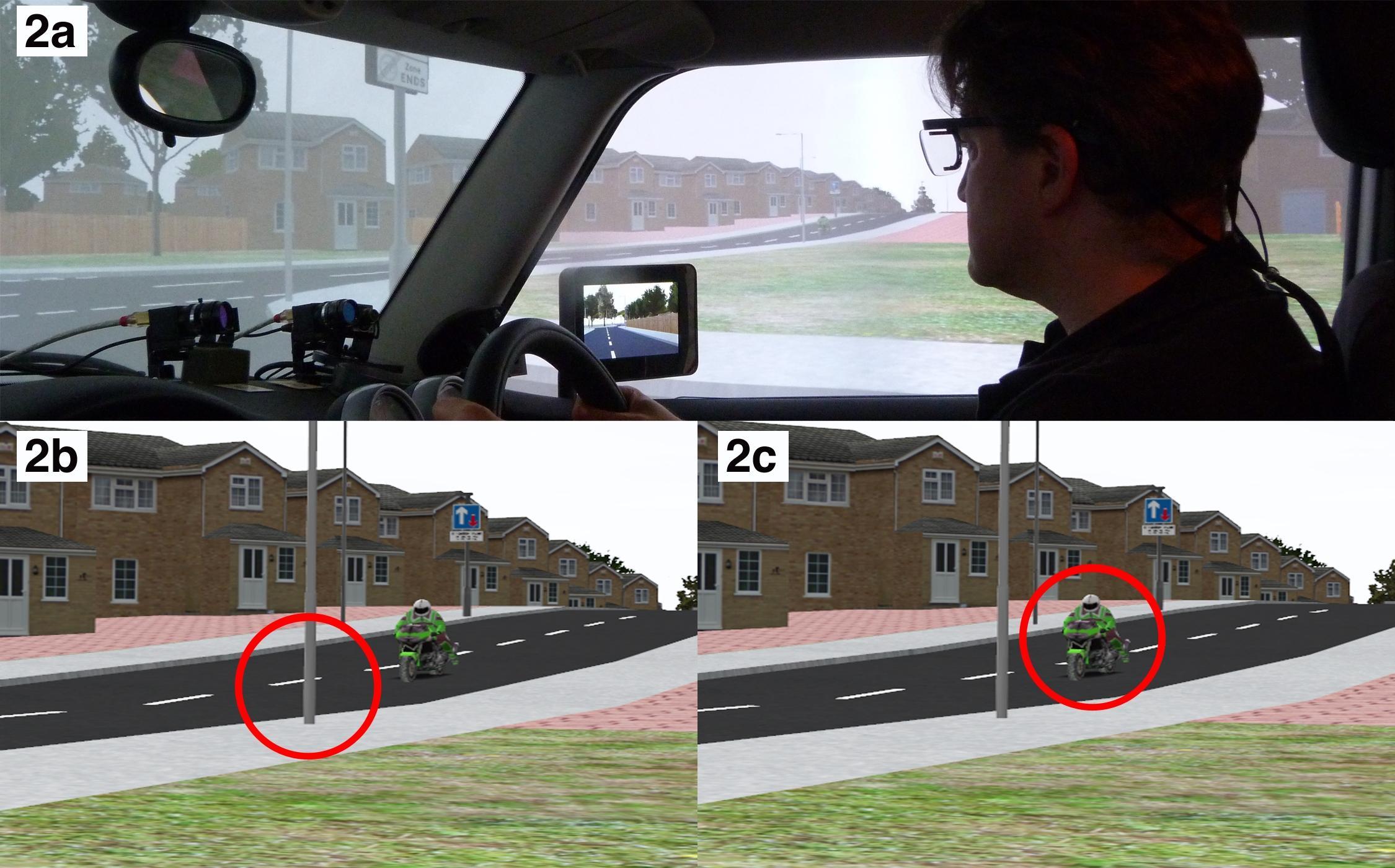 Мотоциклисты становятся жертвами ДТП из-за сбоев памяти у водителей машин