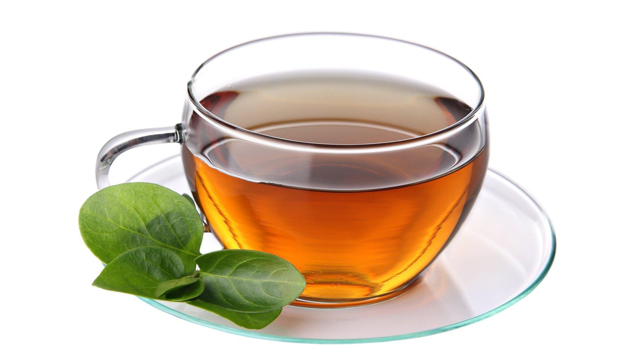 Еще раз о пользе чая для мозга пожилых
