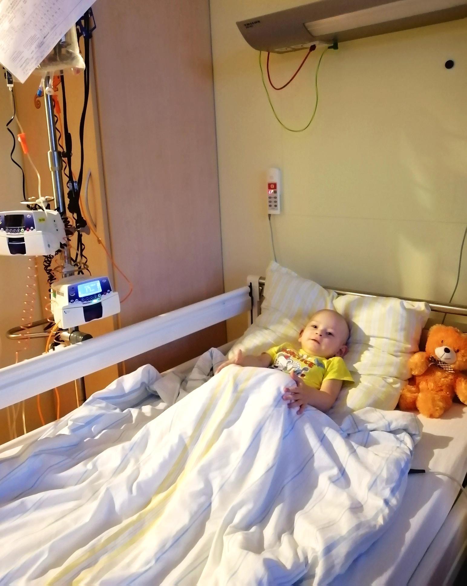 Помогите спасти жизнь Руслана Варушина!
