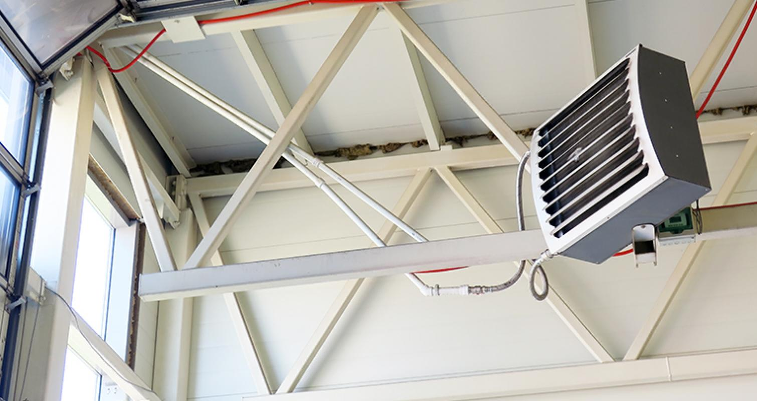 Тепловая завеса или вентилятор: что выбрать?