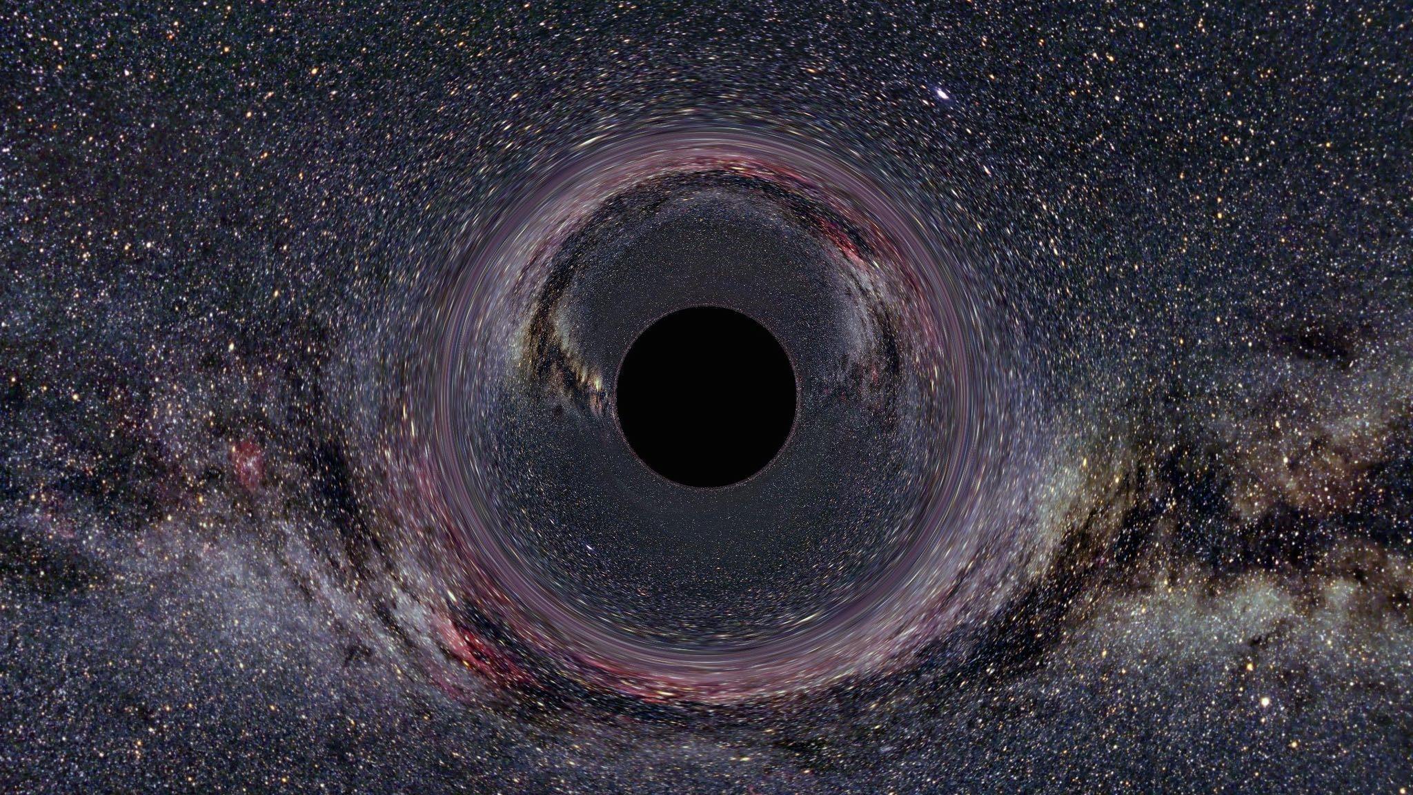 Девятая планета может оказаться чёрной дырой размером с бумажник