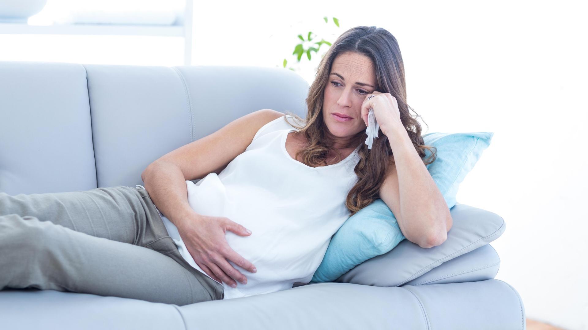 Стресс при беременности снижает вероятность рождения мальчиков