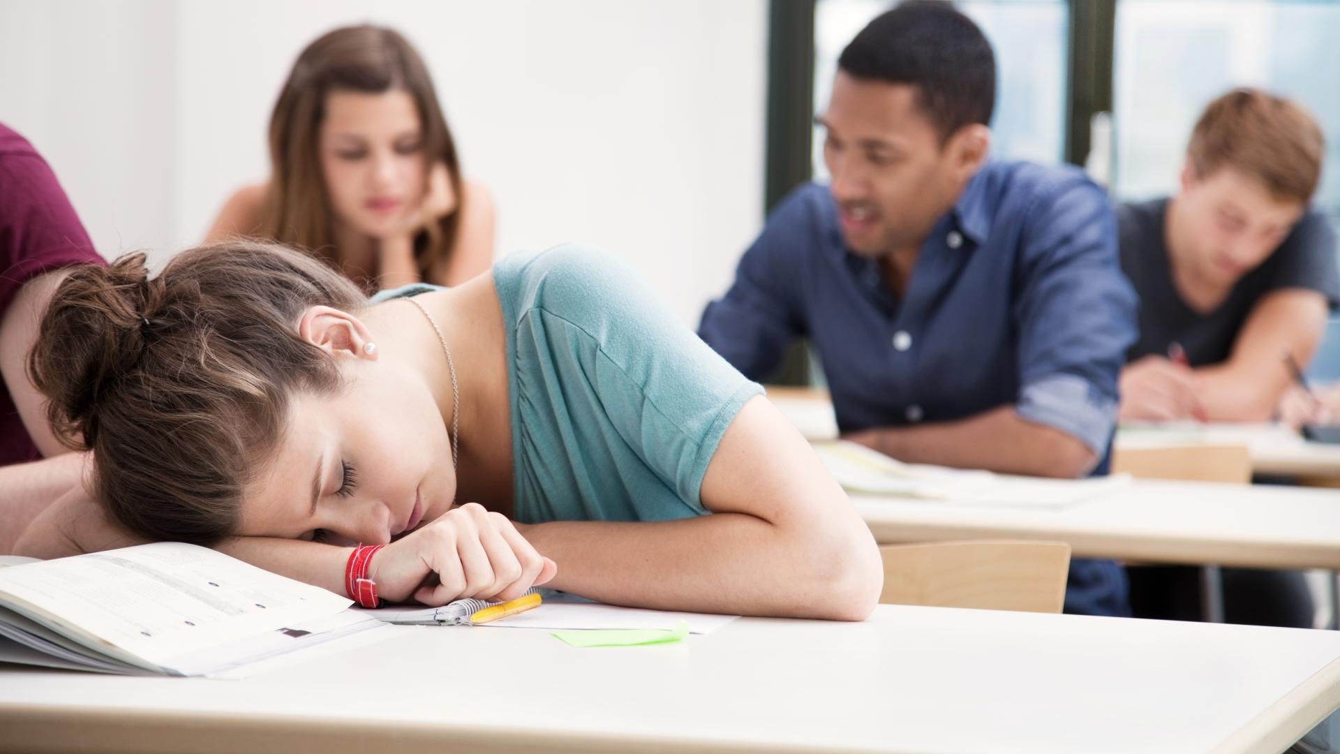 Кто хорошо спит – тот хорошо учится