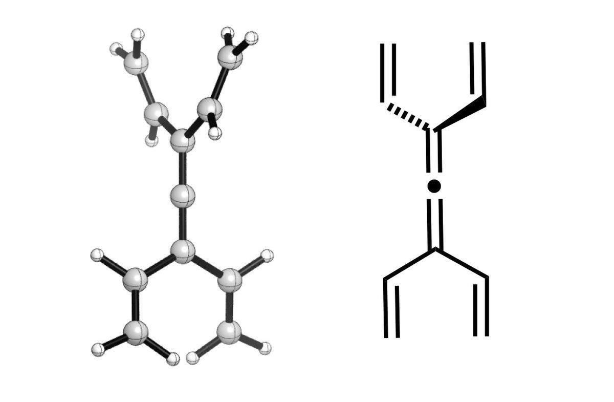 Австралийские химики впервые синтезировали тетравинилаллен, но зачем?