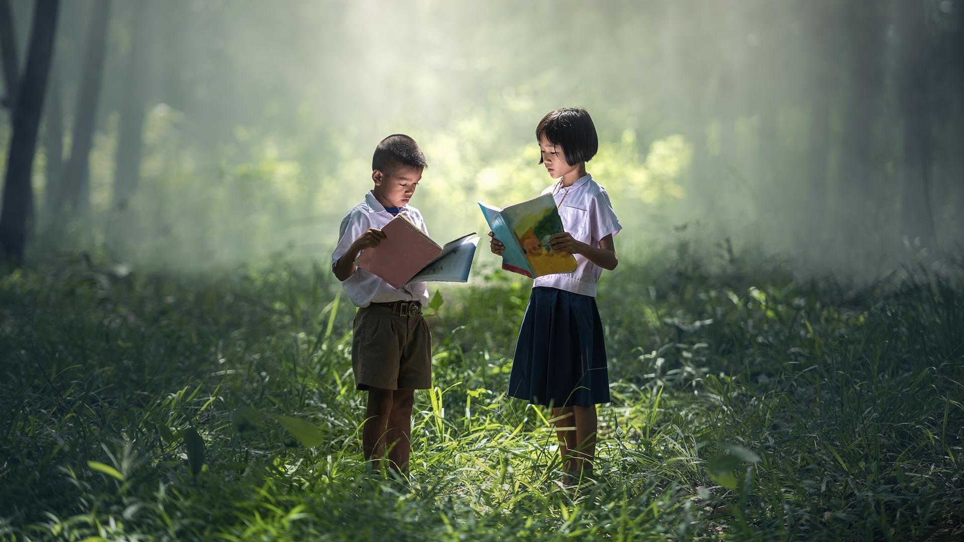 Природа помогает детям учиться