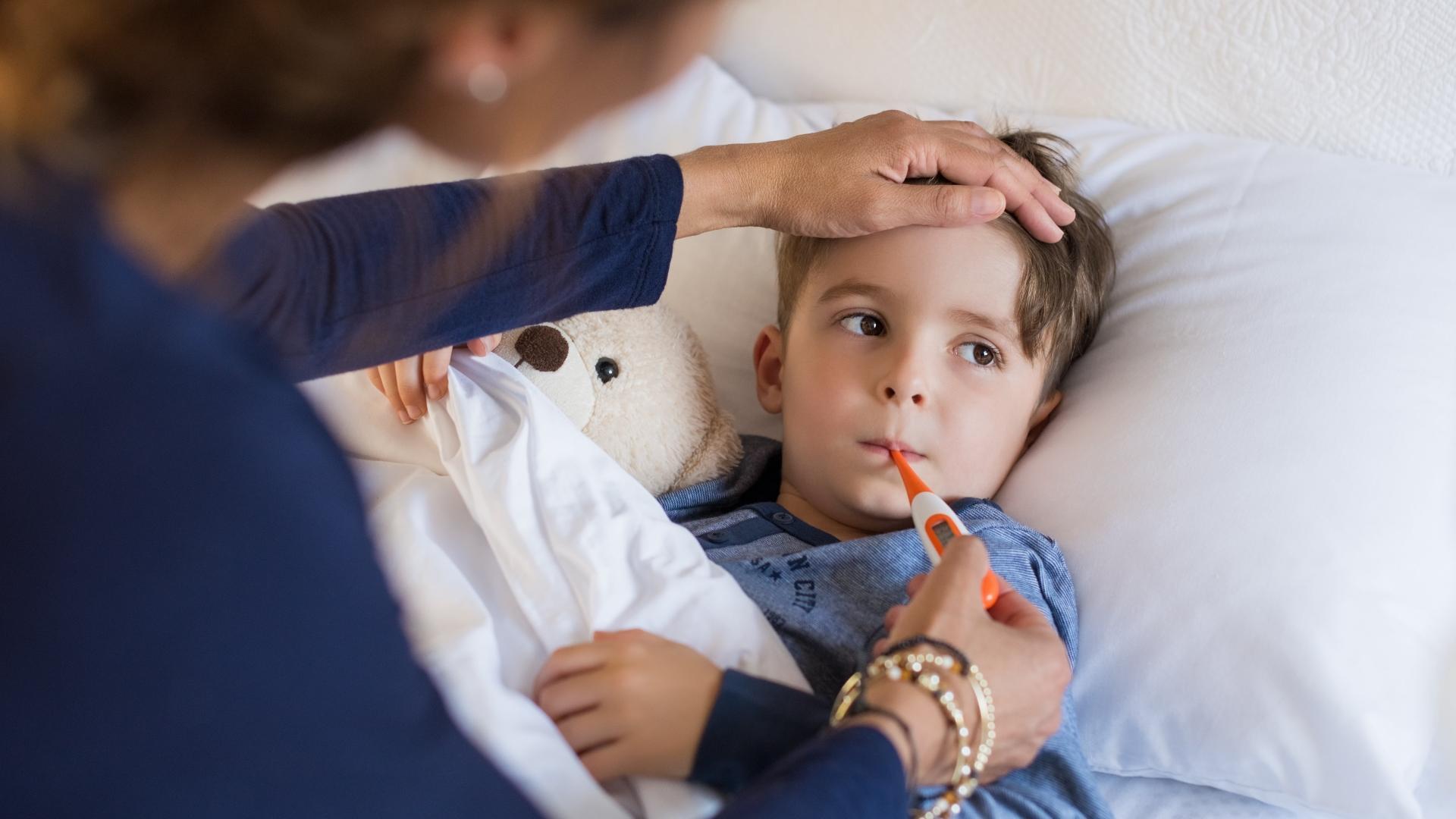 Почему температура иногда облегчает симптомы аутизма?