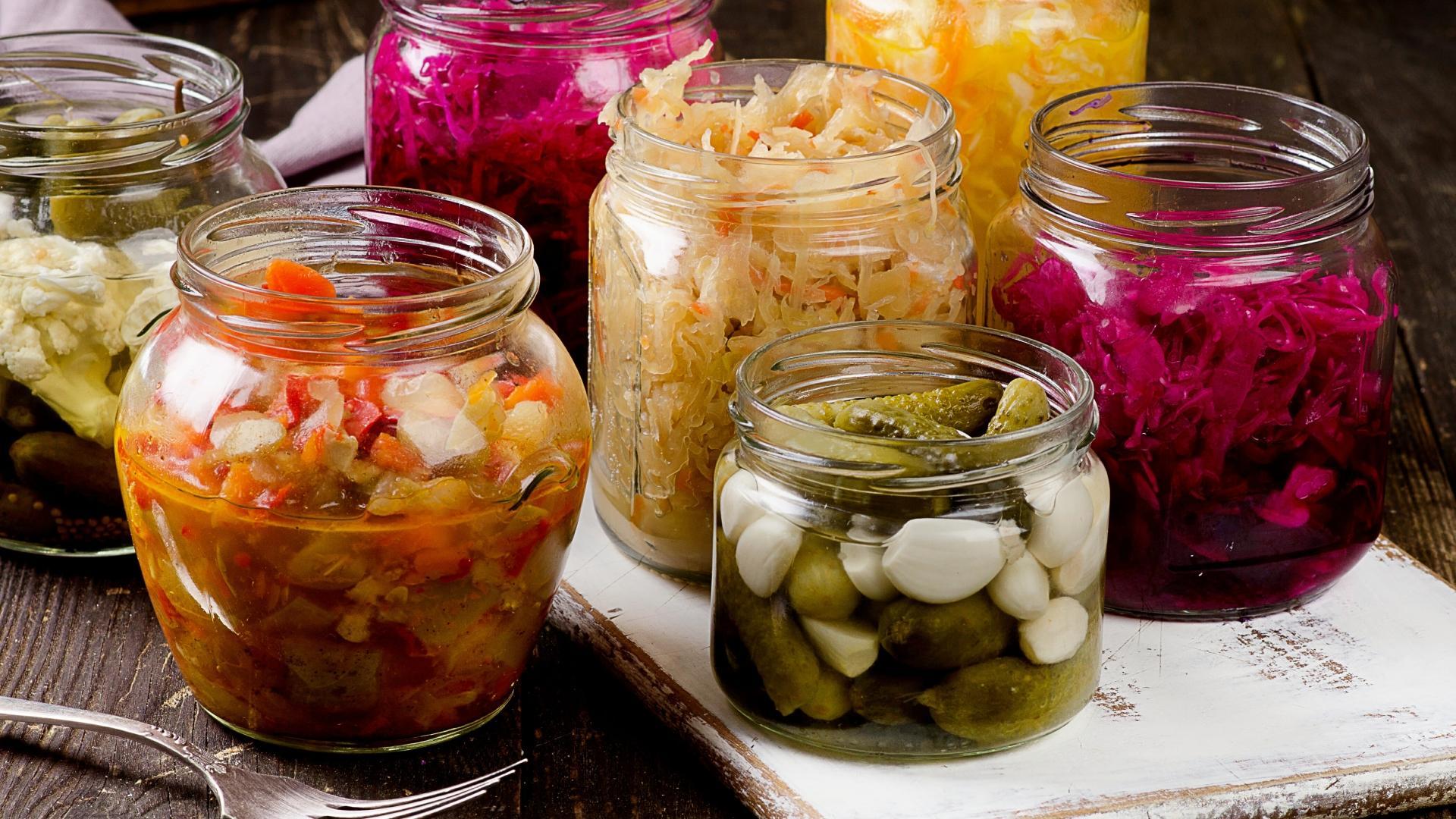 Чем могут быть опасны ферментированные продукты