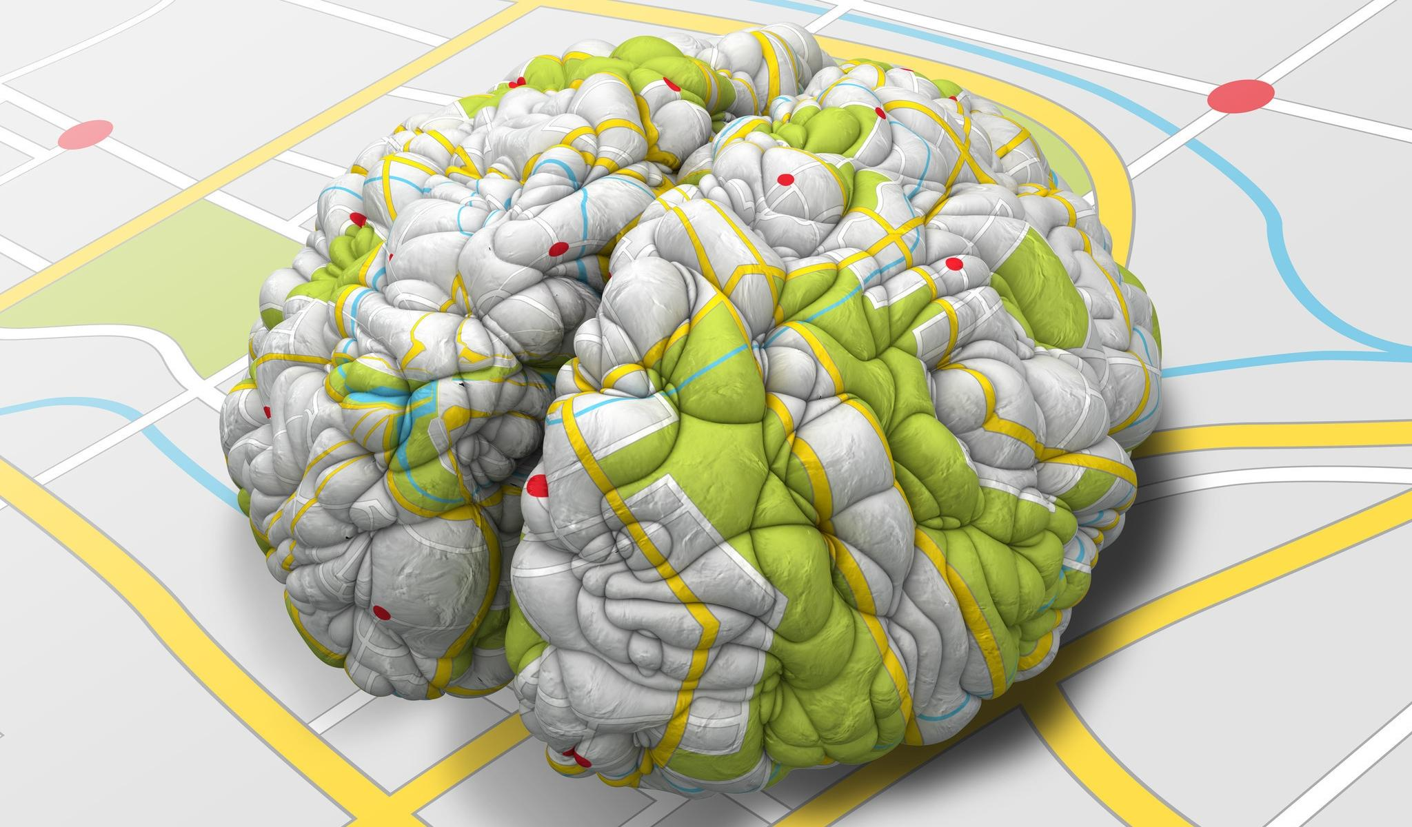 Все карты памяти – в голове