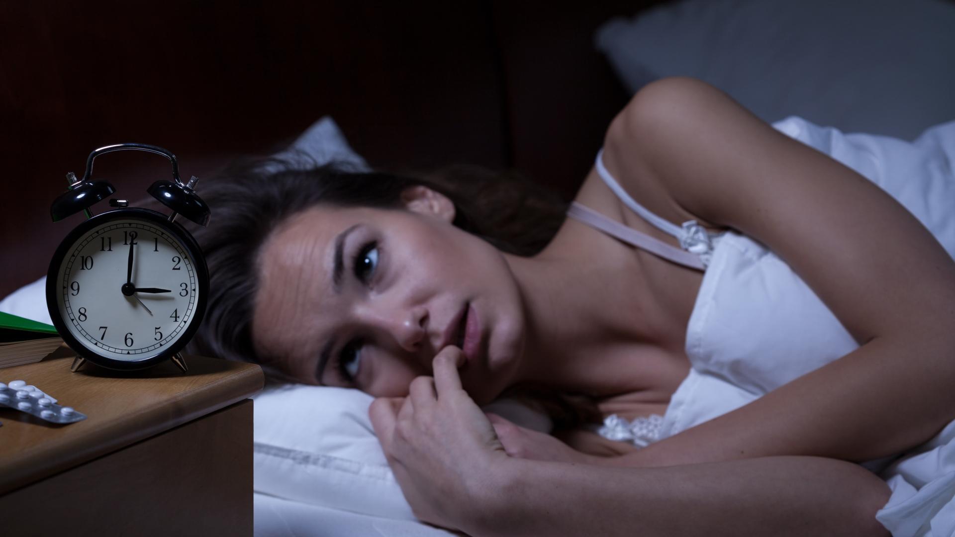 Даже одна бессонная ночь приводит к повышению тревожности