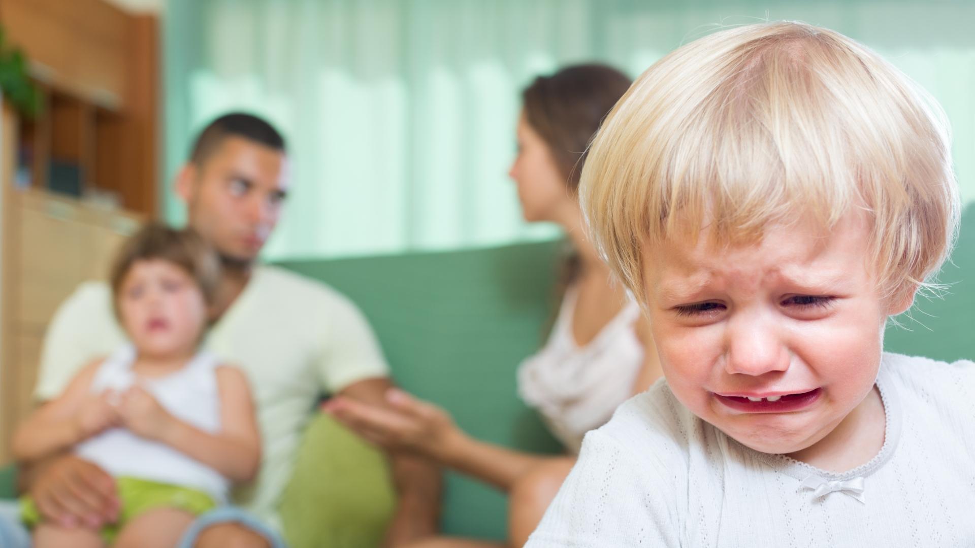 Как стресс и жестокое обращение матери влияют на развитие мозга ребенка