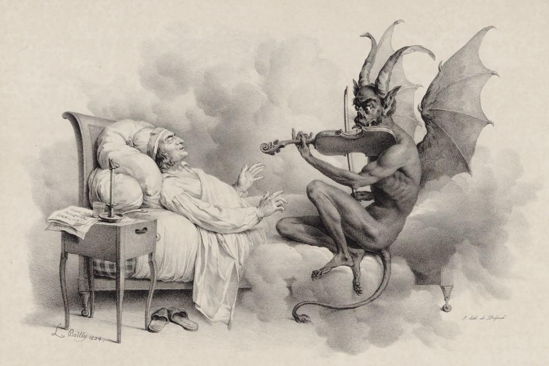 Веру в дьявола связали с эпидемиями — возможно, зря