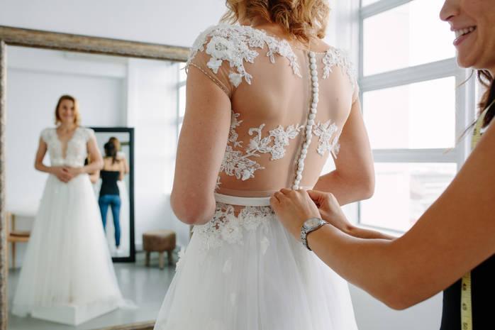 Способы сэкономить на свадебном платье