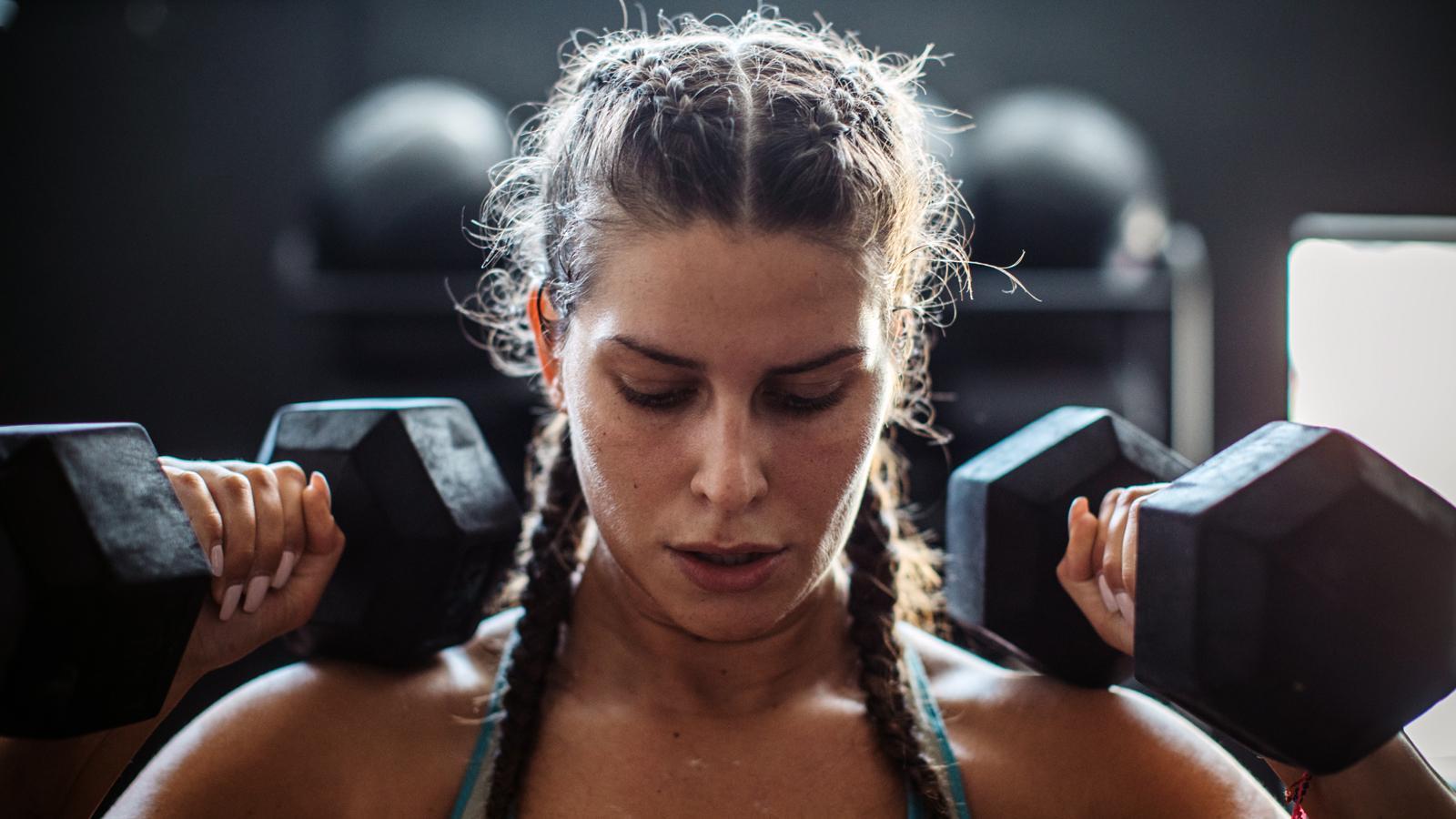 Частота физических упражнений оказалась важнее для женской выносливости, чем их интенсивность
