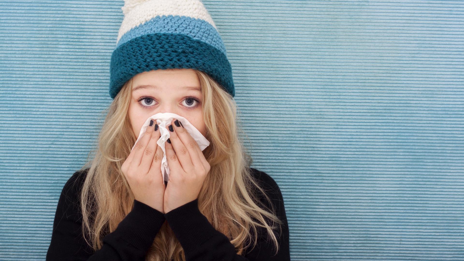 Вирус гриппа и возбудитель ОРВИ оказались «конкурентами»