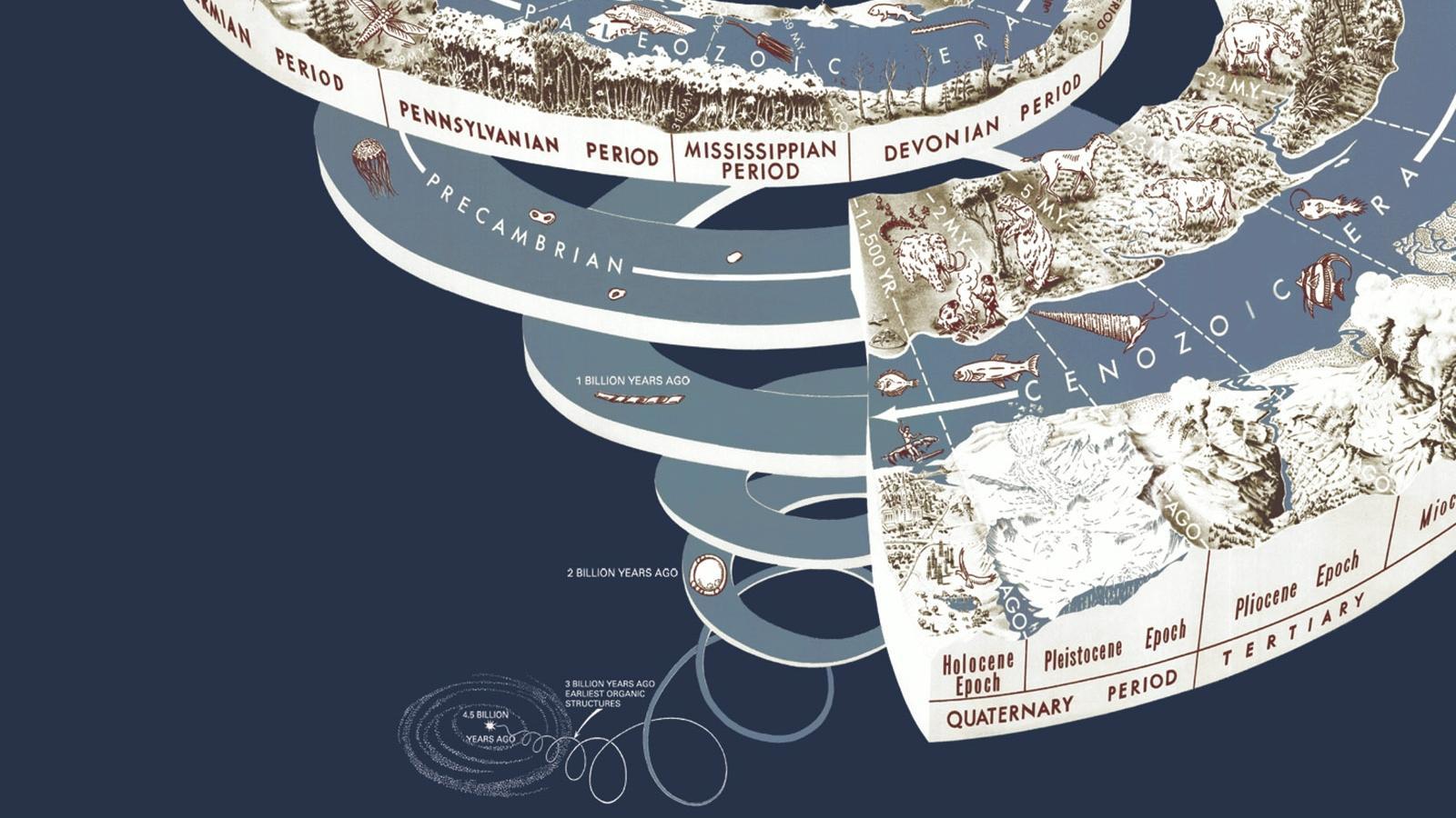 Закипели благородные умы и поделили эпоху голоцена на три части