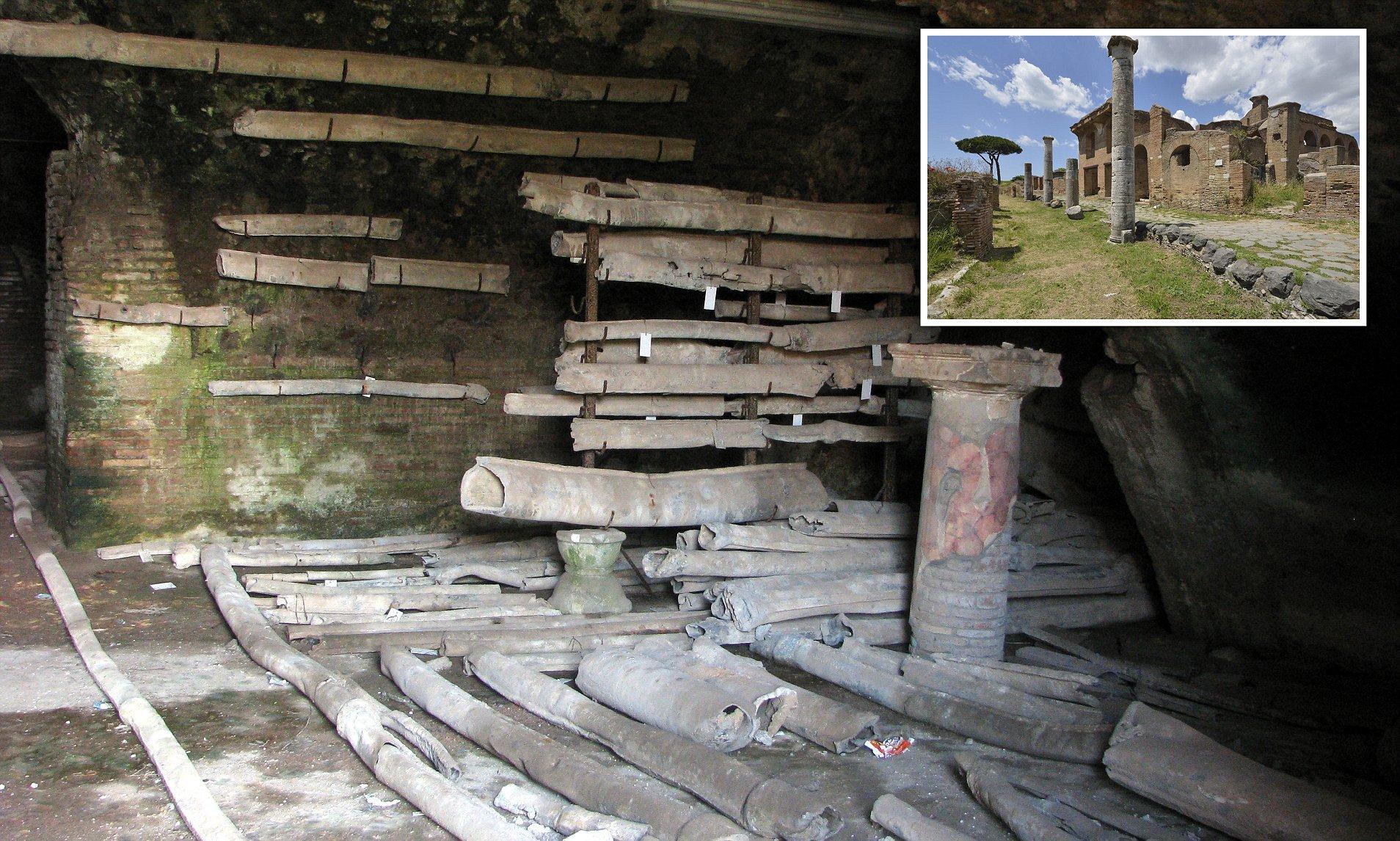 Кости из Лондона доказали отравление римлян свинцом