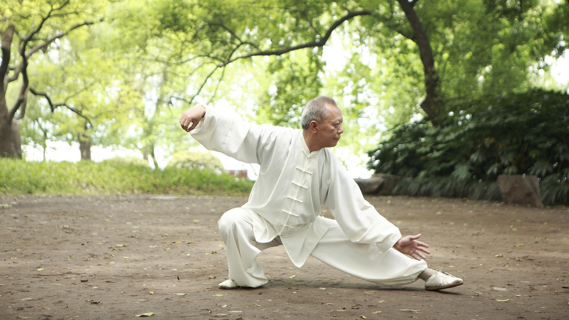Тайцзицюань приносит пользу людям с деменцией