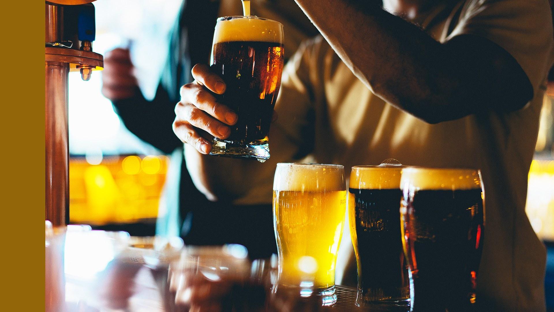 Разовая доза кетамина может снизить употребление алкоголя