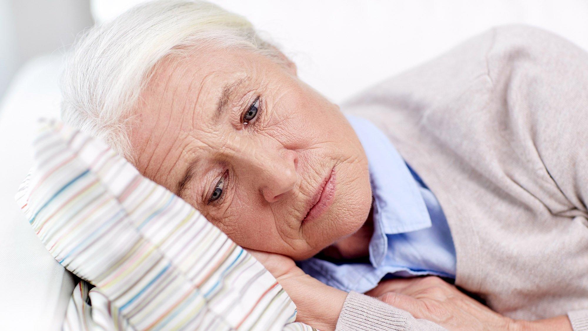 Депрессия действительно увеличивает риск деменции
