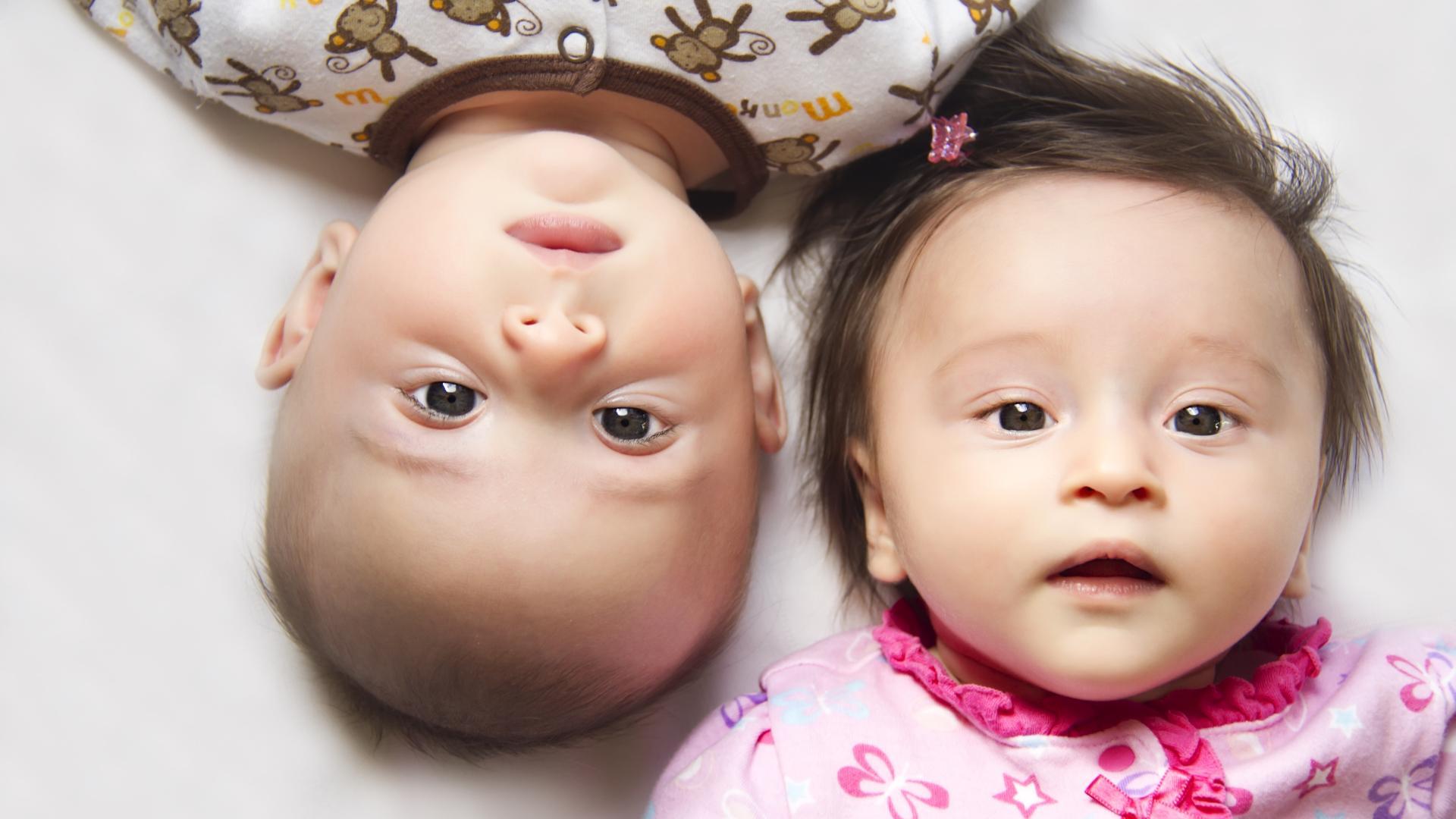 Вес при рождении определяет разницу в успешности близнецов в учебе