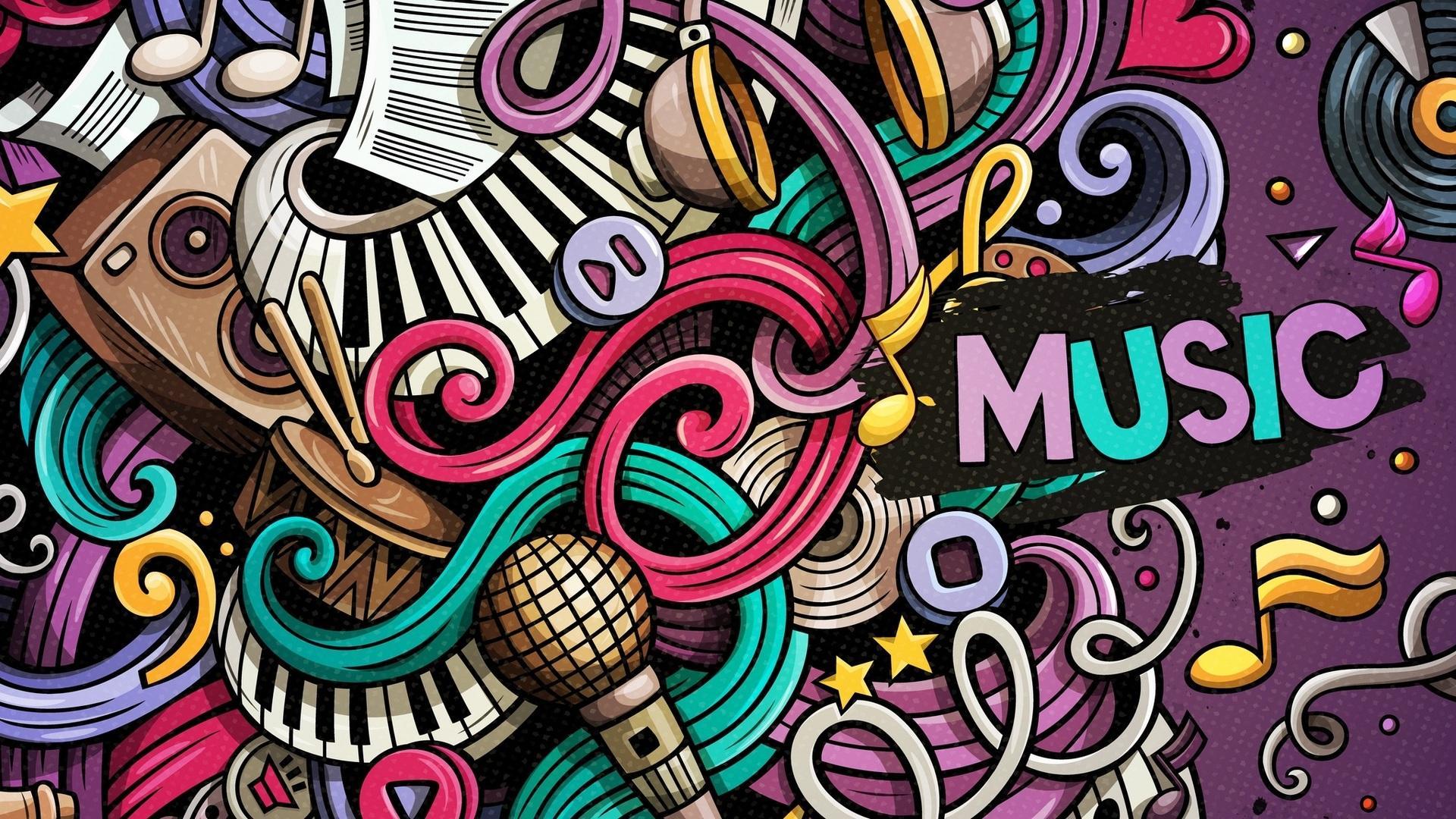 Ученые составили карту человеческих эмоций, которые вызывает музыка