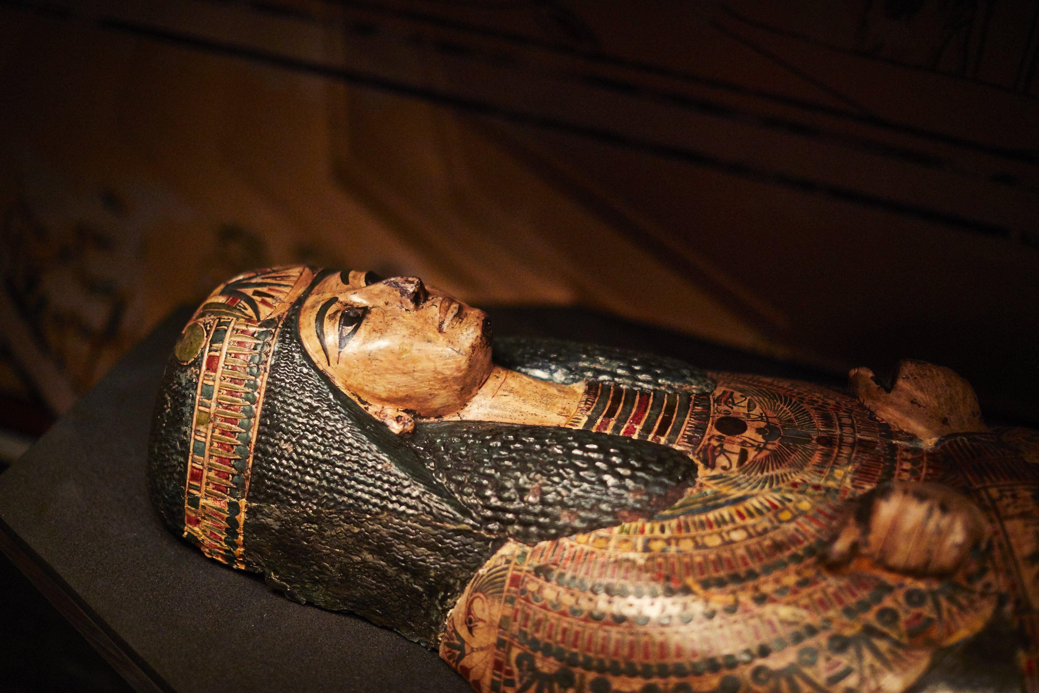 Мумия заговорила спустя 3000 лет… В соответствии с волей покойного