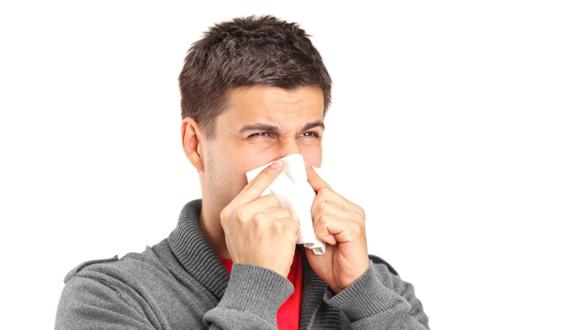 Реснитчатые клетки в носу оказались способны запускать аллергию
