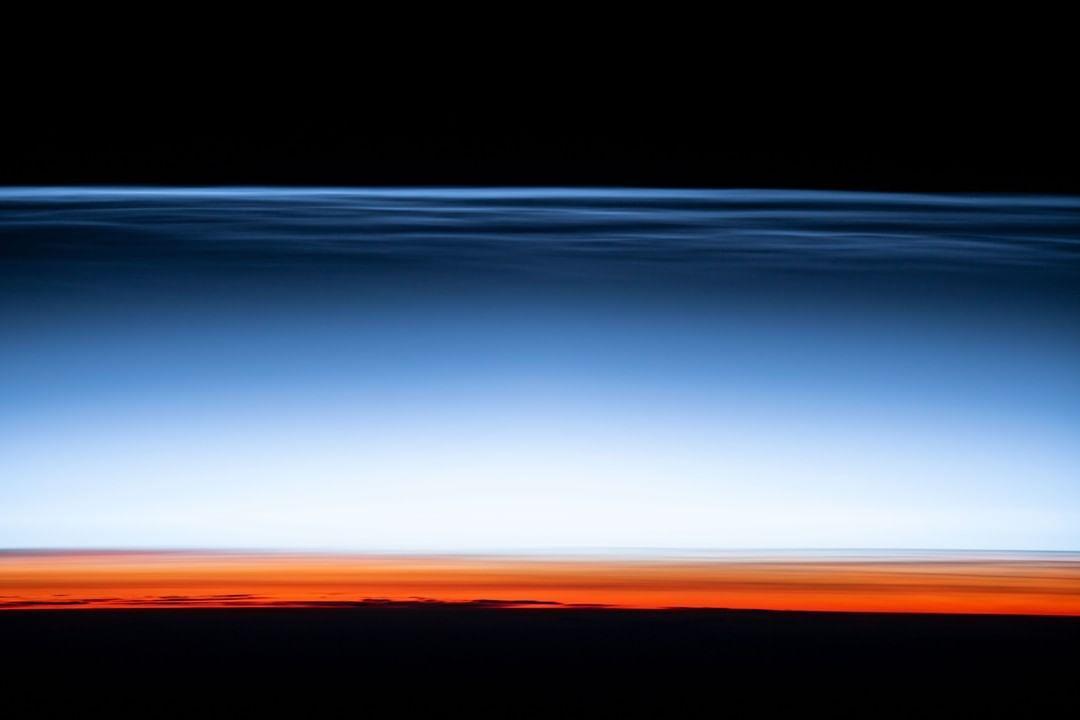 Фото: самые высокие облака в атмосфере Земли