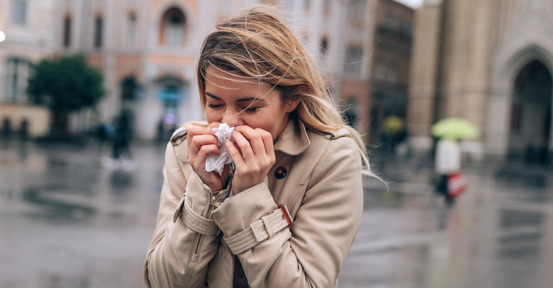 Противовирусные препараты и простуда