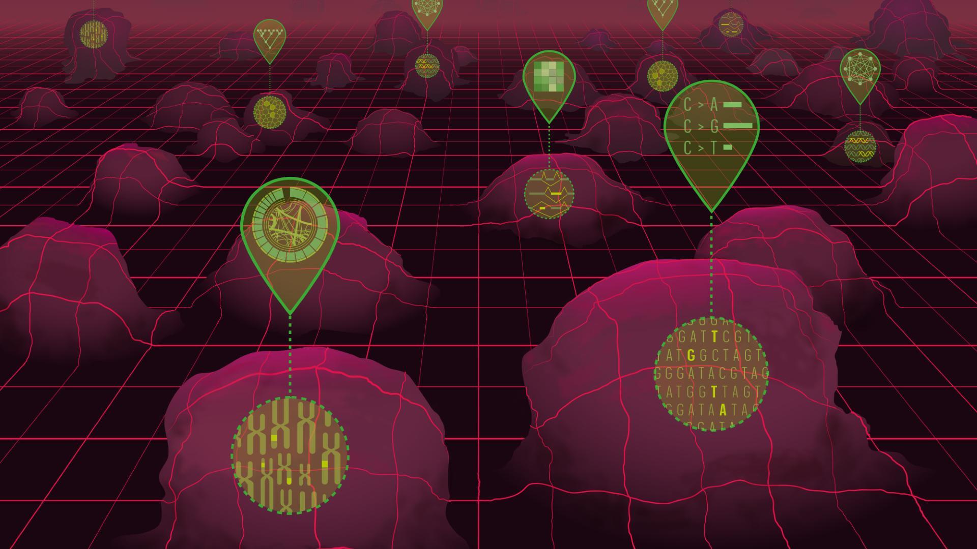 Ученые обнаружили вирусы в каждой восьмой опухоли