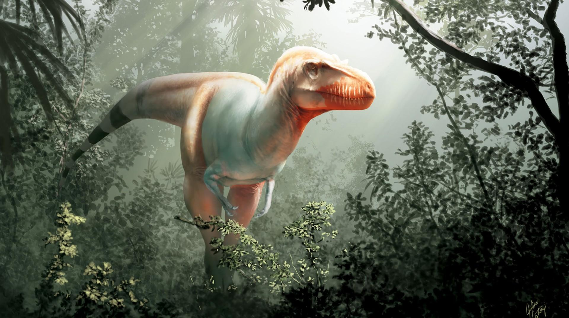 «Жнец смерти»: открыт новый вид тираннозавров