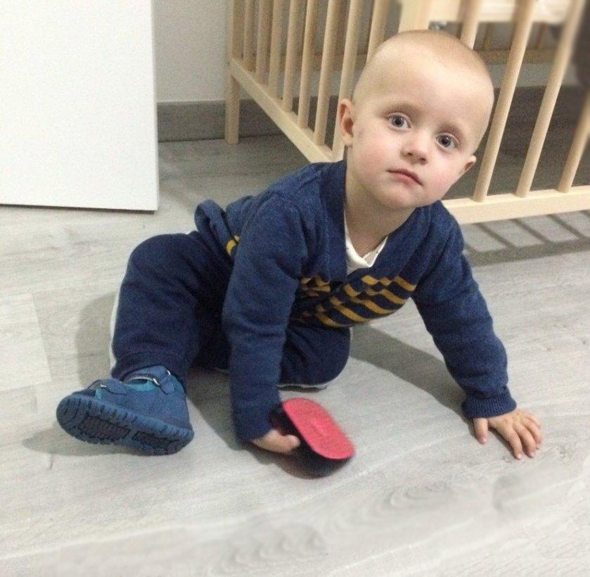 Годовалому Илье нужна аутотрансплантация костного мозга!