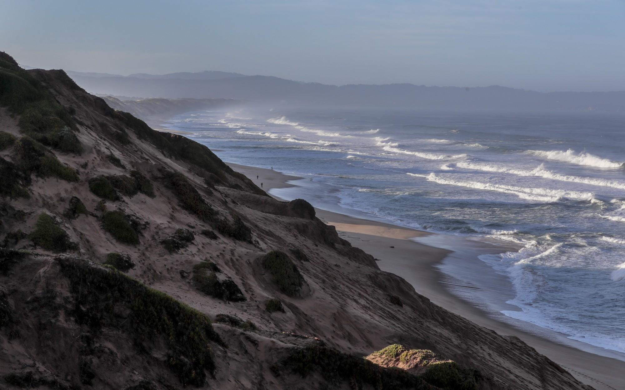 Ученые заявили о риске исчезновения половины всех песчаных пляжей к 2100 году