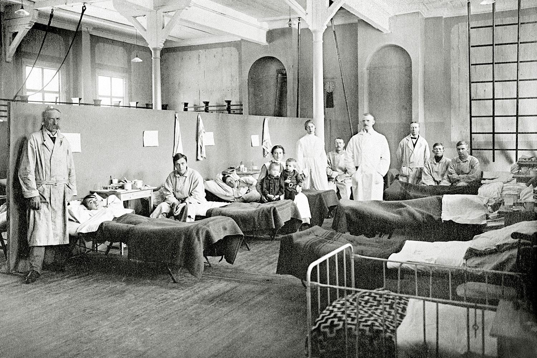 Как испанский грипп помог создать в Швеции современное государство всеобщего благосостояния