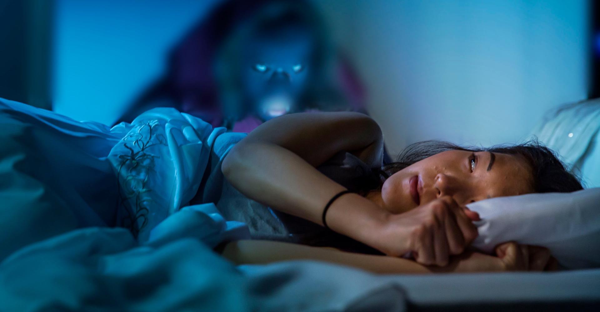 От фобий и страхов можно избавиться во сне