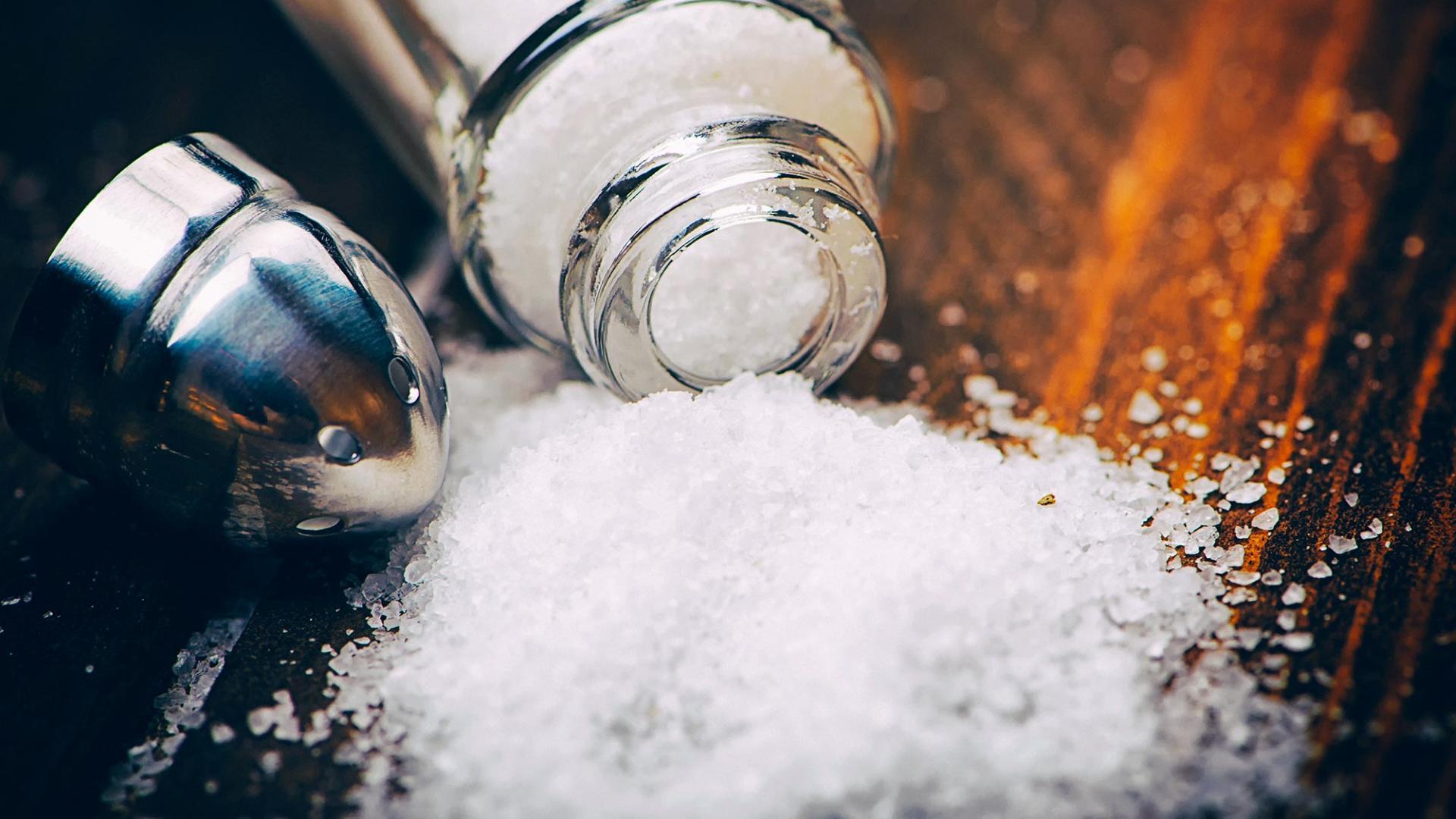 Диета с высоким содержанием соли снизила иммунитет