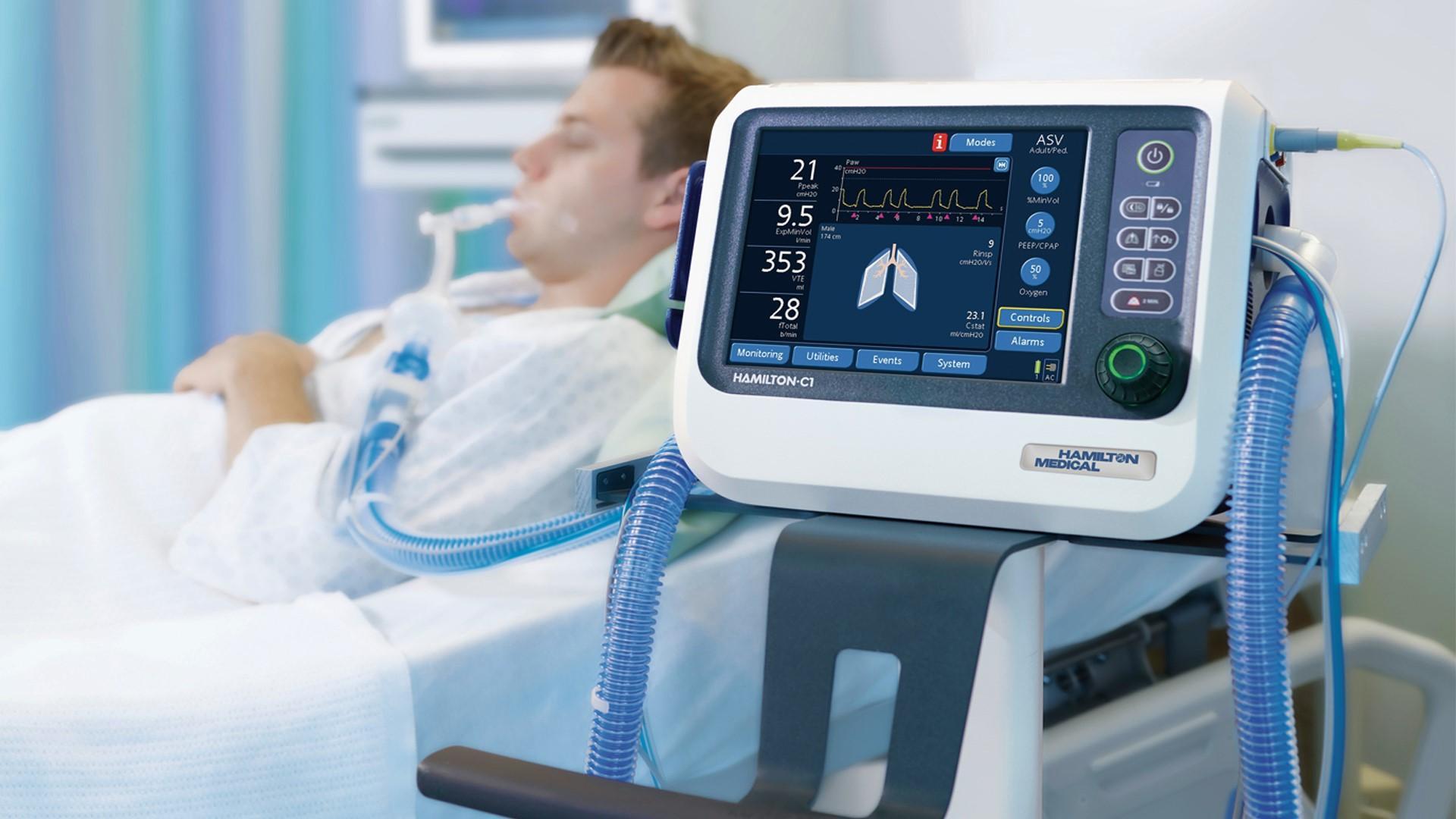 Почти 90% бывших на ИВЛ пациентов с COVID-19 в больничной сети Нью-Йорка умерли