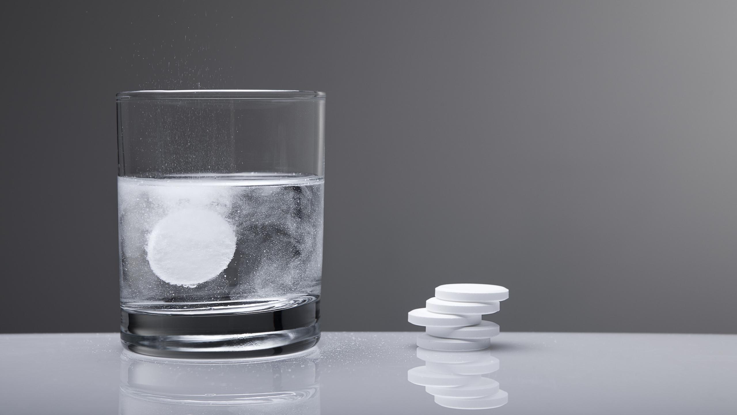 Многолетний прием аспирина способствует снижению риска рака