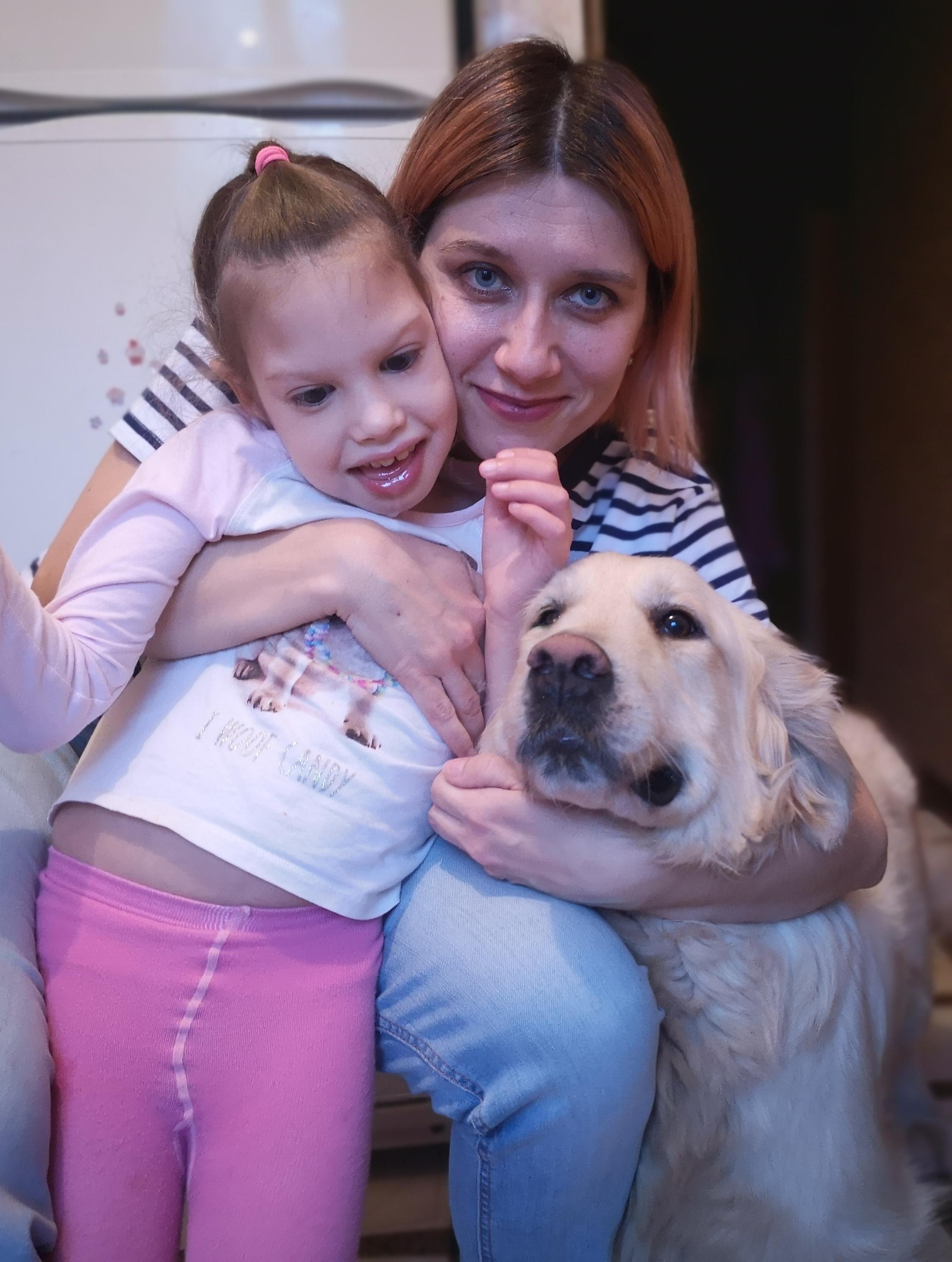 Не может, потому что не понимает. Семилетней Кристине Кулеш нужна ваша помощь!