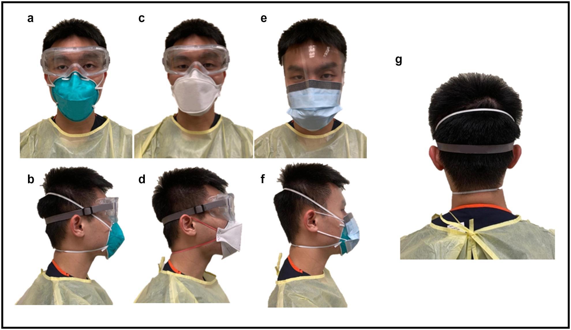 Респираторы и очки - головная боль медиков в прямом смысле